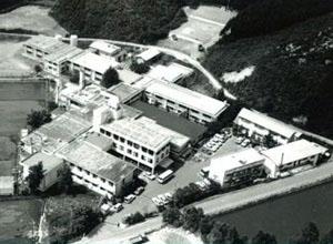 1985年 秋津鴻池病院
