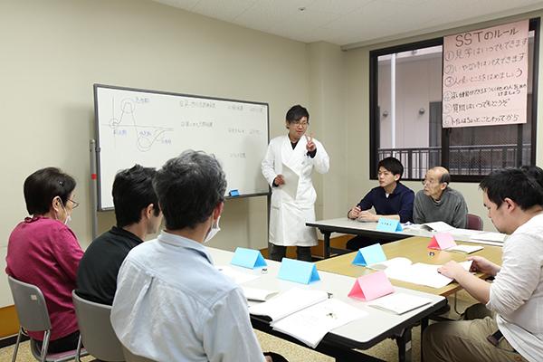 長期入院者の退院支援プログラム