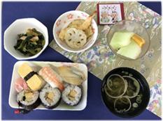 敬老の日の食事