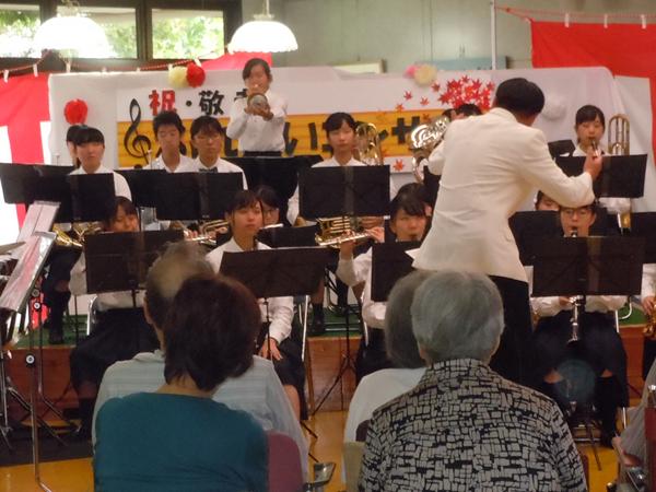 ふれあいコンサート(敬老の日)