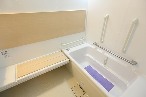 安全な入浴